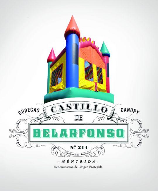 Vino Castillo de Belarfonso D.O Méntrida
